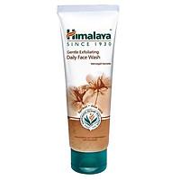 Sửa Rửa Mặt Tẩy Tế Bào Chết Hằng Ngày Ngừa Mụn Đầu Đen  Himalaya Herbals (100ml)