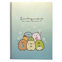 Sổ Lò Xo Spring 10 Sumikko Gurashi