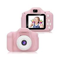 Đồ chơi Máy ảnh mini kỹ thuật số cho trẻ em kèm thẻ nhớ 8G