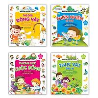 Sách - Combo Mười Vạn Câu Hỏi Vì Sao - Phiên bản mới dành cho nhi đồng - NXB Kim Đồng