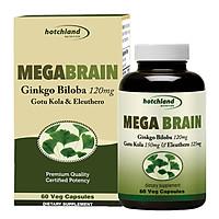 MegaBrain Thực phẩm chức năng bổ não