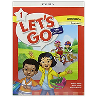 Let's Go: Level 1: Workbook With Online Practice - 5th Edition