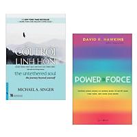 Combo: Cởi Trói Linh Hồn + Power Vs Force - Trường Năng Lượng Và Những Nhân Tố Quyết Định Tinh Thần Và Sức Khỏe Con Người (Bản thường) / Bộ sách hay nhất về tâm linh - phong thủy - kinh dịch