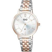 Đồng hồ đeo tay Nữ hiệu Q&Q A469J404Y