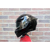 Mũ Fullface ROC R04 ROC04 lật hàm, 2 kính, chính hãng