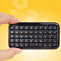 Bàn phím siêu mỏng Mini Bluetooth Keyboard Folio (Đen)