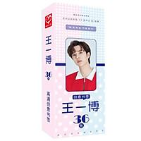 Hộp Bookmark Vương Nhất Bác Lam vong cơ 36 tấm