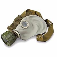 Mặt nạ phòng khói Liên Xô sử dụng trong hỏa hoạn, phun thuốc trừ sâu, môi trường độc hại
