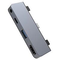 Cổng chuyển chuyên dụng Hyperdrive iPad 4-in-1 USB-C Hub - (HD-HD319E) - Hàng chính hãng