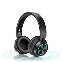 Tai Nghe Bluetooth Picun B6 Có Thể Gấp Gọn, Khe Thẻ Nhớ - Đen