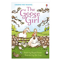 Usborne First Reading Level Four: The Goose Girl
