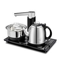 Ấm đun nước pha trà điện siêu tốc bếp đôi sm002