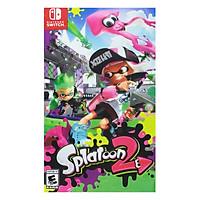 Đĩa Game Nintendo Switch Splatoon 2 - Hàng nhập khẩu