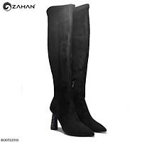 Boots nữ, 7cm, gót nhũ, mũi nhọn BOOTS2213
