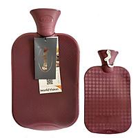 Túi chườm nóng lạnh cổ điển Fashy dành cho người lớn (giao màu ngẫu nhiên) hỗ trợ giảm đau nhức, tiêu sưng