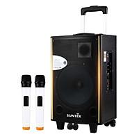 Combo Loa Karaoke Suntek K2 - Tặng USB Genai 32GB - Hàng Chính Hãng
