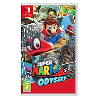 Đĩa game Super Mario Odyssey cho máy Switch