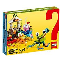 Thùng Gạch Thế Giới Vui Nhộn LEGO Brandcampaign 10403 (295 Chi Tiết)