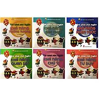 Bộ Sách Trò Chơi Rèn Luyện Khả Năng (Bộ 6 Cuốn) - Tái Bản