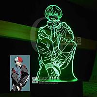 Đèn Ngủ My Hero Academia Todoroki Shoto Đẹp và Chất Type 01