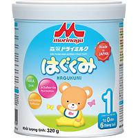 Sữa Morinaga Số 1 - Hagukumi (320g)