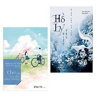 Combo Tiểu Thuyết Lãng Mạn Trung Quốc: Chờ Em Lớn Nhé Được Không? + Hồ Ly Biết Yêu (Bộ 2 Cuốn Tiểu Thuyết Ăn Khách Nhất Của Diệp Lạc Vô Tâm / Tặng Kèm Bookmark Happy Life)