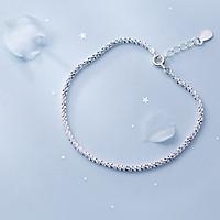 Lắc Tay Nữ   Lắc Tay Nữ Bạc S925 Thanh Tú Đơn Giản L2536 - Bảo Ngọc Jewelry