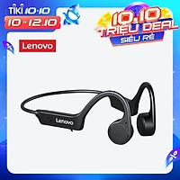 Lenovo X4 Bone Conduction Headphones Wireless Bluetooth 5.0 Earphone Outdoor Sports Headset Waterproof Hands-free with