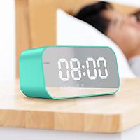 Loa Bluetooth đồng hồ 3in1 ACOME A5  âm thanh HD sắc nét  âm bass trầm ấm công suất 5W phát được đài FM - HÀNG CHÍNH HÃNG