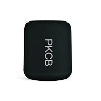 Loa bluetooth mini 5.0 chống nước IPX7, có đài FM, âm thanh nổi PKCB PF120SM - Hàng chính hãng