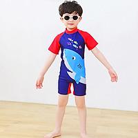 Đồ bơi liền thân cho bé trai và bé gái 5-10 tuổi họa tiết hoạt hình đáng yêu nhiều màu sắc - DB013