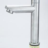Vòi lavabo lạnh inox 304 HANBACHLVB4