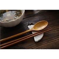 Kê đũa thìa (gác đũa) - Cotton - Erato - Hàng nhập khẩu Hàn Quốc