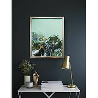 Tranh treo tường Calm Forest  - vẽ màu acrylic thủ công