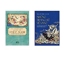 Combo sách hay về Lịch sử Việt Nam của học giả Lê Thành Khôi và Nguyễn Lân