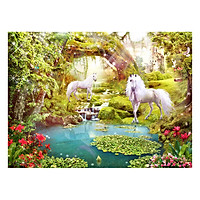 Tranh Dán Tường Phong Cảnh 3D TV0517