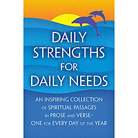 Daily Strengths For Daily Needs (Paperback)