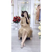 Váy Voan Bầu Thời Trang Hàng Mới Về