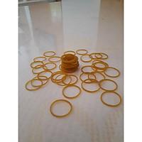 Dây thu khoanh màu vàng (D=25mm) (1kg/Bịch)