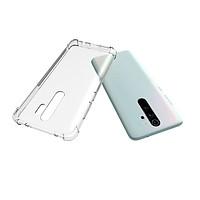 Ốp lưng Silicon dẻo trong, suốt chống sốc cho Xiaomi Redmi Note 8 Pro