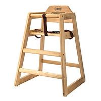 Ghế ăn bột, ghế ăn gỗ cho bé WINCO CHH-101, trẻ em gỗ cao su 100%