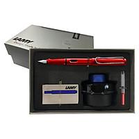 Bộ Lamy Safari Gift Set Combo 4 In 1 (Red) - GS0716