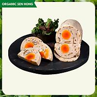 [Chỉ Giao HCM] - Chả lụa bì trứng muối G-Kitchen 200gr
