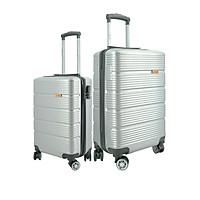 Bộ 2 vali nhựa kéo size 20inch + 24inch i'mmaX X13