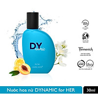 Nước hoa Laura Anne Dynamic  50ml - For Her