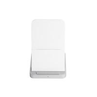 Bộ sạc nhanh không dây Xiaomi Mi chính hãng 100% Bộ sạc không dây thẳng đứng 30W Bộ sạc làm mát bằng gió cho Xiaomi 10 9 Pro cho iPhone 11 Yên lặng