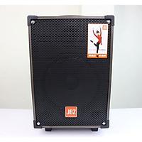 Loa Kéo Karaoke Bluetooth JBZ 107 + Tặng 2 Micro Không Dây Âm Thanh Cực Chuẩn - Hàng Nhập Khẩu
