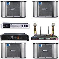Dàn 4 loa karaoke BellPlus LSA - 6000S (hàng chính hãng)