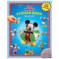 Disney Mickey Mouse Clubhouse: Sticker Book Treasury