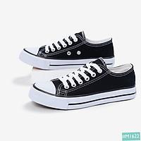 Giày Cặp Đôi Nam Nữ Classic MINSU M1622 Phong Cách Sneakers Bata Thể Thao Hàn Quốc Cực Đẹp Khi Đi Chơi Đi Học, Du Lịch